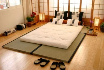 Modern But Simple Japanese Styled Bedroom Design Ideas 30