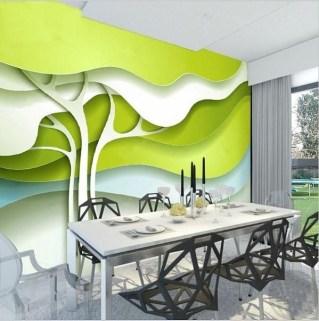 Relaxing Green Office Décor Ideas 09