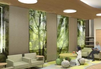 Relaxing Green Office Décor Ideas 33
