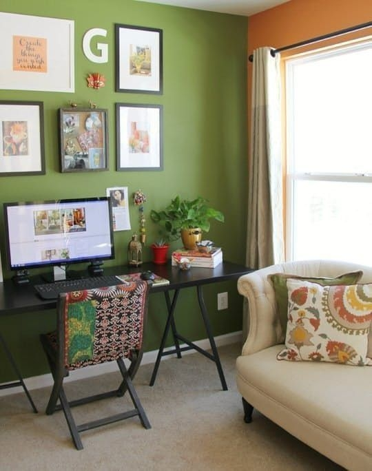 relaxing office decor. Interesting Relaxing Relaxing Green Office Dcor Ideas 34 In Relaxing Office Decor