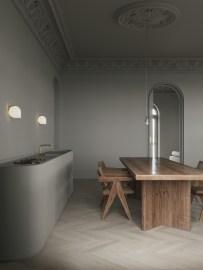 Relaxing Minimalist Kitchen Design Ideas 05