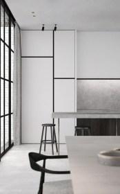 Relaxing Minimalist Kitchen Design Ideas 13