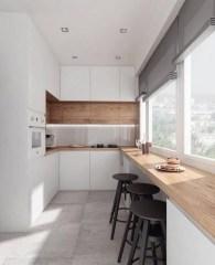Relaxing Minimalist Kitchen Design Ideas 32