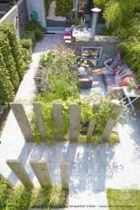 Relaxing Small Garden Design Ideas 02