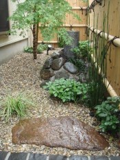 Relaxing Small Garden Design Ideas 11