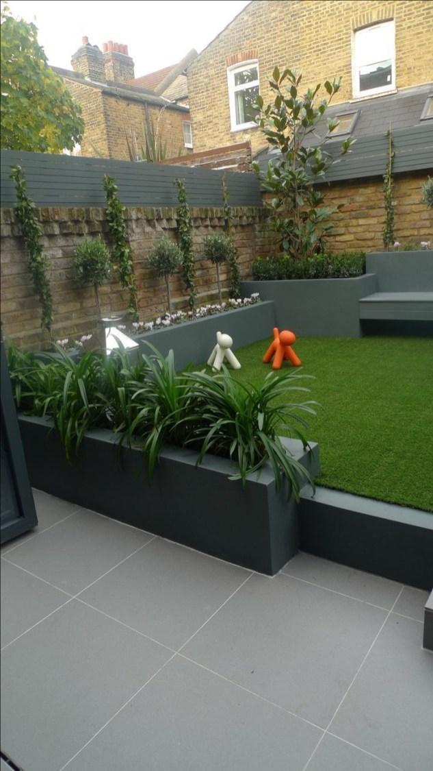 Relaxing Small Garden Design Ideas 30