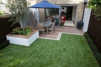 Relaxing Small Garden Design Ideas 37