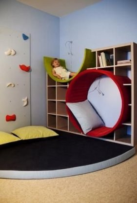 Simple Diy Book Nook Ideas For Kids 08