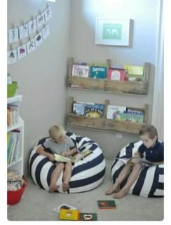 Simple Diy Book Nook Ideas For Kids 22