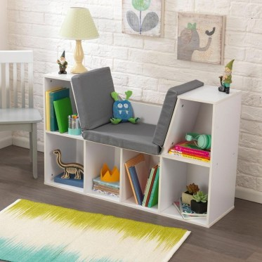 Simple Diy Book Nook Ideas For Kids 33