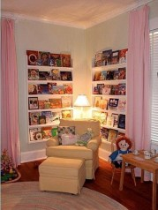 Simple Diy Book Nook Ideas For Kids 38