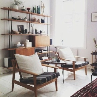 Stunning Mid Century Furniture Ideas To Makes Your Room Have Vintage Touch 06