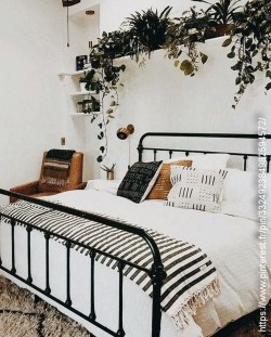 Vintage Nest Bedroom Decoration Ideas You Will Totally Love 11