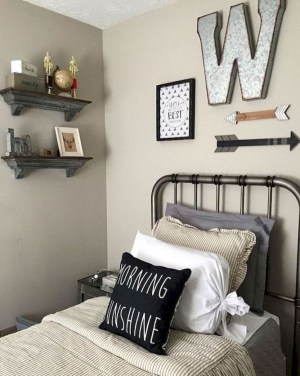 Vintage Nest Bedroom Decoration Ideas You Will Totally Love 15
