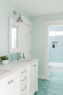 Awesome Bathroom Decor Ideas With Coastal Style 20
