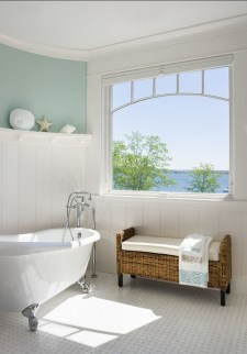 Awesome Bathroom Decor Ideas With Coastal Style 21