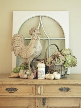 Awesome French Farmhouse Fall Table Design 16
