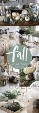 Awesome French Farmhouse Fall Table Design 22