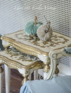 Awesome French Farmhouse Fall Table Design 37