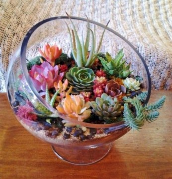 Awesome Succulent Garden Ideas For 2018 20