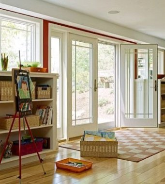 Best Ideas To Decorate Your Big Window 34