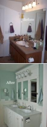 Brilliant Bathroom Remodel Ideas And Makeover Design 08