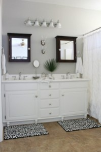 Brilliant Bathroom Remodel Ideas And Makeover Design 29