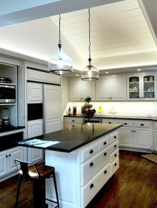 Comfy And Casual Farmhouse Home Design Ideas 30
