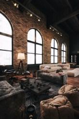 Comfy Rustic Living Room Decor Ideas 23