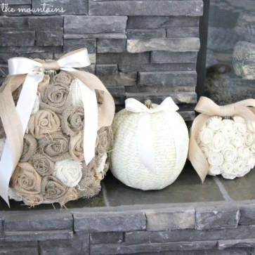 Cozy Fall Porch Farmhouse Style 15