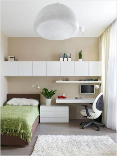 Cozy Small Apartment Bedroom Remodel Ideas 06