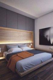Cozy Small Apartment Bedroom Remodel Ideas 23