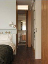 Cozy Small Apartment Bedroom Remodel Ideas 27