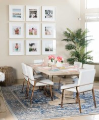 Creative Dining Room Rug Design Ideas 03