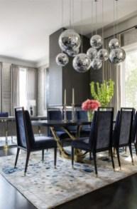 Creative Dining Room Rug Design Ideas 12
