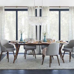 Creative Dining Room Rug Design Ideas 29