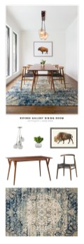 Creative Dining Room Rug Design Ideas 47