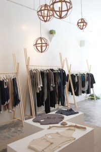 Easy And Practical Clothing Racks For Casual Décor Ideas 05