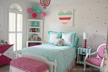 Fancy Girl Bedroom Design Ideas To Inspire You 14