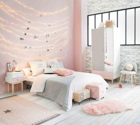 Fancy Girl Bedroom Design Ideas To Inspire You 34