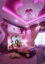 Fancy Girl Bedroom Design Ideas To Inspire You 39