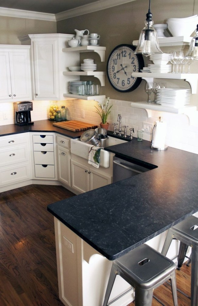 Fascinating Kitchen Countertops Ideas For Any Home 19