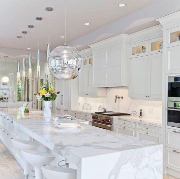 Fascinating Kitchen Countertops Ideas For Any Home 47