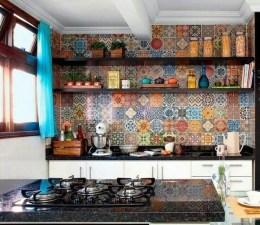 Inspiring Bohemian Style Kitchen Decor Ideas 01