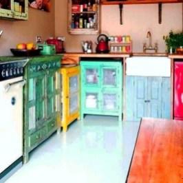 Inspiring Bohemian Style Kitchen Decor Ideas 09