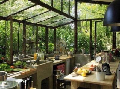Inspiring Bohemian Style Kitchen Decor Ideas 25