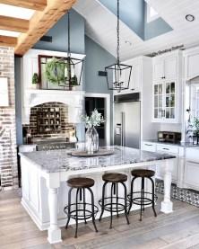 Inspiring Bohemian Style Kitchen Decor Ideas 30