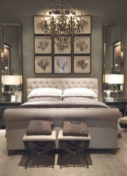Lovely Small Master Bedroom Remodel Ideas 22