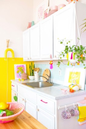 Magnificient Spring Kitchen Decor Ideas 14