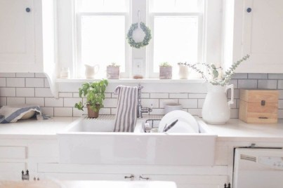 Magnificient Spring Kitchen Decor Ideas 19